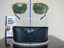 "TOP: Ray Ban Bausch & Lomb Olympian de Luxe L0255 Gold Vintage, ""easy rider"""