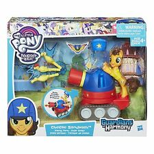 My Little Pony Guardians of Harmony Cheese Sandwich Party Tank Ages 4+ New Toy