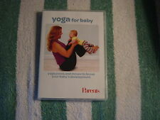Yoga for Baby (DVD, 2008) Yoga poses & moves to boost your baby's development.