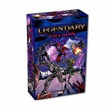 Marvel Legendary Deck Building Game Villains Expansion Brand New