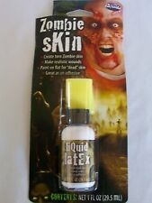 Halloween Zombie Black Blood Spray Makeup Kit Costume Theater
