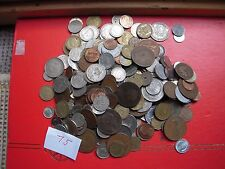 1 KILO OF FOREIGN COINS******PLEASE SEE ALL PHOTOS******** [75]