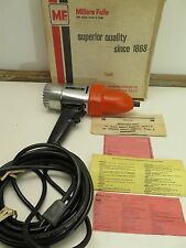 "VTG NOS Miller Falls Electric Corded 1/2"" Impact Gun Wrench Driver SP-668 B USA"