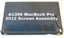 """LCD LED Display Screen 15"""" Apple MacBook Pro a1398 Retina (Mid 2012 Early 2013)"""