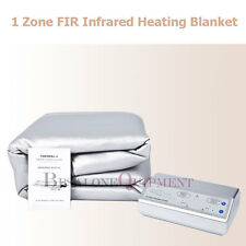 1Zone FIR Infrared Heating Body Health Detox Sauna SPA Body Slim Fitness Blanket