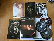 Silent Hill Collection 2 3 & 4 Games Game Ps2 Sony PlayStation 2