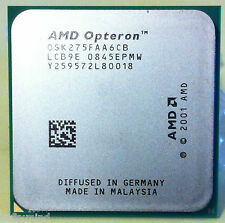 Brand New AMD Opteron 275 HE Italy Dual-Core 2.2GHz Socket 940 55W OSK275FAA6CB