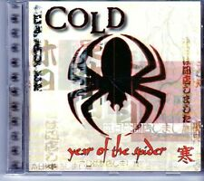 (EK307) Cold, Year Of The Spider - 2003 CD