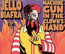 DAMAGED ARTWORK CD Jello Biafra: Machine Gun in Clown's Hand
