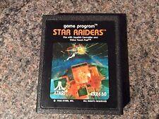 Star Raiders Atari 2600 Game! Look At My Other Games!