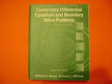 ISM - Elementary Differential Equations & Boundary Value Problems 8E By Boyce