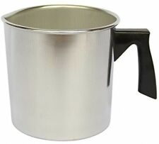 Wax Melting / Pouring Pitcher Jug Small - Aluminium Pot For Candle Making and |