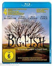 Big Fish [Blu-ray](NEU/OVP) Tim Burtons magisches Märchen um die Versöhnung eine