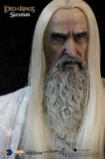 Saruman with Interactive Base Figure from Lord Of The Rings 902531