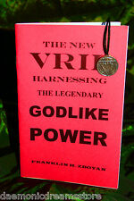 ULTIMATE VRIL OCCULT POWER PACK. Magick Talisman and Grimoire. Witchcraft.