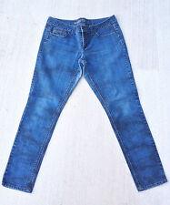HANG TEN Skinny Blue TIe Dye Jeans Women's Sz 13