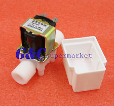 """DC 12V 1/2"""" New Electric Solenoid Valve Magnetic Water Air N/C Normally Closed"""