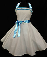 50er Rockabilly Petticoat Braut  Konfirmation Abiball  Jugendweihe Kleid 34-54