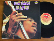 LP RARE JIMI HENDRIX ONLY FRECNH COVER EXPLOSIVE 70'S UNPLAYED ARCHIVE COPY MINT