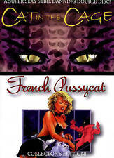Various-Sybil Danning Double Feature -Cat In The Cage/French Pussycat DVD NEW