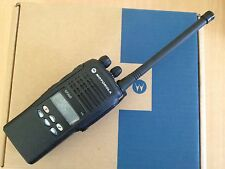 TWO WAY RADIO MOTOROLA GP360 VHF 136-174 MHZ 5W 255 CHANNELS