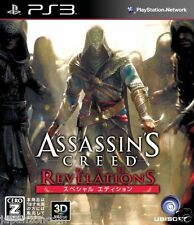 Used PS3  Assassin's Creed: Revelation  SONY PLAYSTATION 3 JAPAN JAPANESE IMPORT