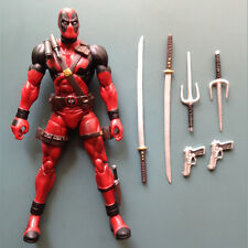 "Marvel Select 7"" Deadpool X-Force Diamond Select Opened"