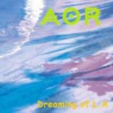 AOR-Dreaming of L.A. + 2 JAPAN-IMPORT CD!!!