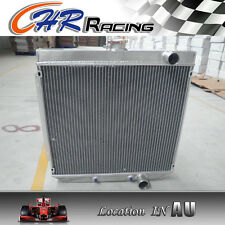 aluminum Radiator FORD Falcon XR XT XW XY Windsor Engine 289 302 351 6CYL AT/MT