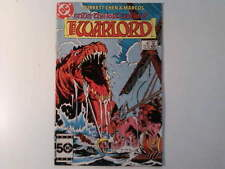WARLORD #94 by Burkett & Chen, published 1985 by DC Comics USA.  Fn+