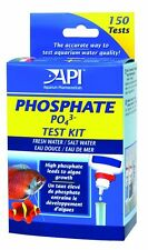 AQUARIUM PHARMACEUTICALS FRESH & SALT WATER PHOSPHATE TEST KIT API FREE SHIP