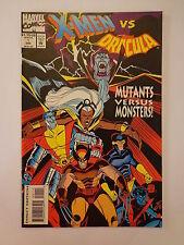 X-Men VS Dracula Mutants Versus Monsters Vol 1 #1 Marvel Comics December 1993 NM