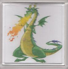 PUFF MAGIC DRAGON Coaster può essere personalizzato