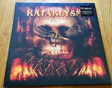 KATAKLYSM Serenity in Fire - Picture LP Limited Edition of 250 copies - Vinyl