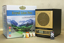 2017 ROYAL LINE PRO® LIVING FRESH AIR PURIFIER w Ecoquest Plates ALPINE IONIZER!