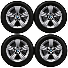 4 RUOTE COMPLETO BMW Styling 391 3er f30 f31 4er f33 225/55 r16 95h RUNFLAT 72db