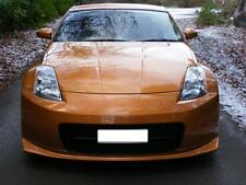 Nissan 350Z Z33 N2 Front bumper supplied with Canards Body Kit