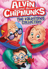 Alvin and the Chipmunks: The Valentine Collection New DVD