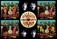 """The Beatles1967 Sgt. Pepper's Covers Photo Print 13x19"""""""