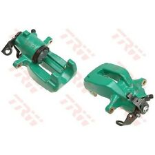 SKODA OCTAVIA VRS 1.8T PAIR LH + RH REAR BRAKE CALIPERS GENUINE MINT GREEN