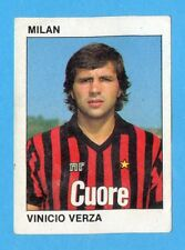 CALCIO FLASH '84 -Figurina n.166- VERZA - MILAN -Recuperata