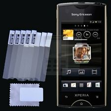 5x CLEAR PET Screen Protector for Sony Xperia Ray
