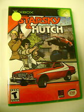 Starsky & Hutch (Xbox) BRAND NEW FACTORY SEALED