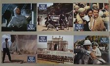 (Z383) Fotosatz + Orig. Kinoplakat REISE NACH INDIEN / A Passage to India - Judy