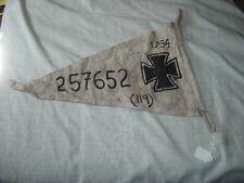 WW I IMPERIAL  GERMAN U BOAT U-34 257,652 TON (119)  SHIPS  VICTORY  FLAG
