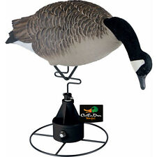 NEW LUCKY DUCK DECOY DECEIVER FULL BODY GOOSE DUCK TURKEY DECOY MOTION STAND