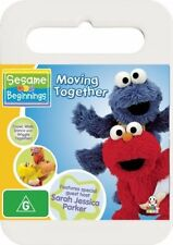 Sesame Beginnings - Moving Together (DVD) *NEW & SEALED *SUPER FAST SHIPPING
