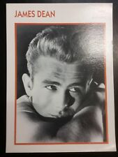 American Rebel Without a Cause Actor James Dean French Film Star Trade Card