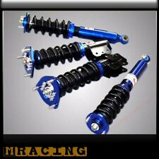 BLUE Complete Coilover Suspension fits Nissan 89-94 240SX S13