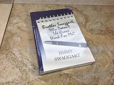 Sealed Brother Swaggart Why Doesn't The Cross Work For Me Jimmy Swaggart HC